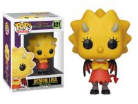 Pop! Television 821 The Simpsons Treehouse of Horror: Demon Lisa